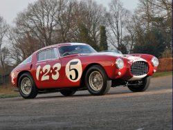 1954 Ferrari 250 MM/Mexico