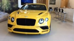 2016 Bentley Continental R