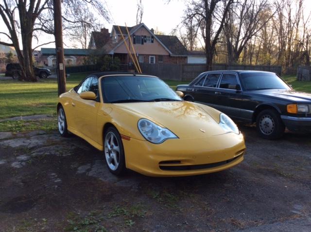 2004 Carrera 4 Cabriolet