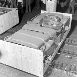 Jeep in a box – circa 1950