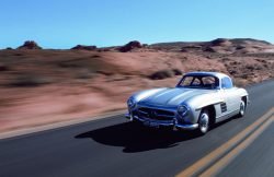 "1954-57 Mercedes-Benz 300 SL ""Gullwing"" (W 198)"
