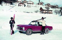 "1963-71 Mercedes-Benz SL ""Pagode"" (W 113) – Mercedes-Benz"