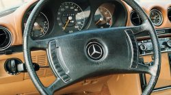 1971-89 Mercedes-Benz 350 SL (R 107) – Mercedes-Benz