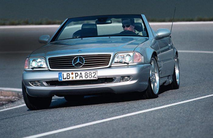 1989-2001 Mercedes-Benz SL (R 129) – Mercedes-Benz