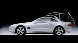 2001-12 Mercedes-Benz SL (R 230) – Mercedes-Benz