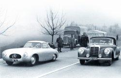 1952 Mercedes-Benz 300 SL racing sports car (W 194)
