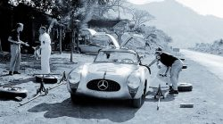 1952 Mercedes-Benz 300 SL racing sports car (W 194)