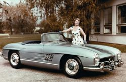 1957-63 Mercedes-Benz 300 SL Roadster (W 198) – Mercedes-Benz