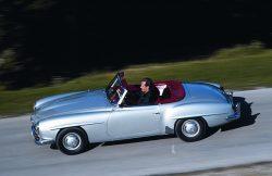 1955-63 Mercedes-Benz 190 SL (W 121)