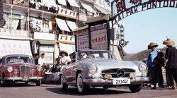 1966-63 Mercedes-Benz 190 SL (W 121)