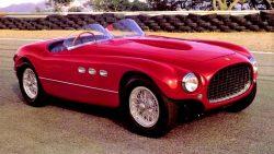 1953 Ferrari MM/Mexico Spyder