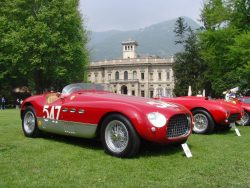 1952 Ferrari 340 MM/Mexico