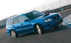 2004 Subaru Forester STI