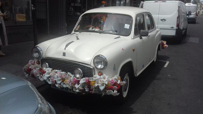 Kharma Cabs' Austin Ambassador