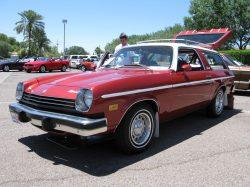 1976 Chevy Vega Nomad