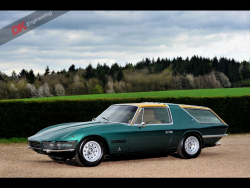 Jay Kay's Ferrari 330 GT Shooting Brake by Vignale is Up for Grabs – autoevolution