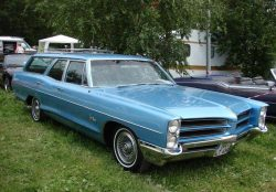 1966 Pontiac Catalina Wagon