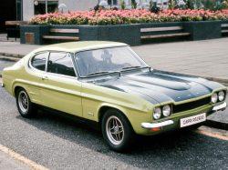 Ford Capri (1969-1987)