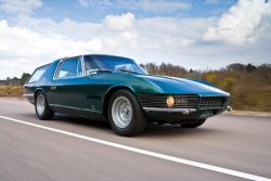 1967 Ferrari 330 GT Shooting Brake with a Vignale couch-built body shell
