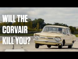 Will the Corvair Kill You? | Hagerty Behind the Wheel – Episode 1 – YouTube