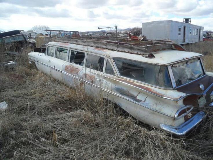 1959 Chevrolet Airporter
