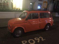 1969 Fiat 500 Estate