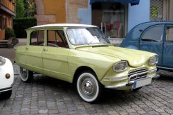 La Citroen ami 6 berline de 1968  – The gégé blog