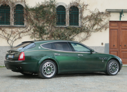Maserati Shooting Brake – one of 4 converted around 2009 by Carrozzeria Touring Superlegge ...