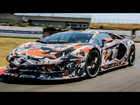 The Lamborghini Aventador SVJ Walkaround | Top Gear – YouTube