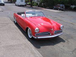 AutoTour: 1953 Studebaker Commander Convertible