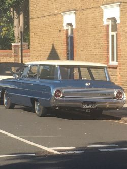 1960's Ford Country Sedan