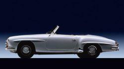 1955 190 SL Roadster