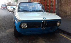 1972 BMW 1502