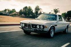 Driven by Design: BMW E9 3.0CS •  Petrolicious