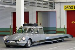 1972 Citroën DS Tissier Car Transporter