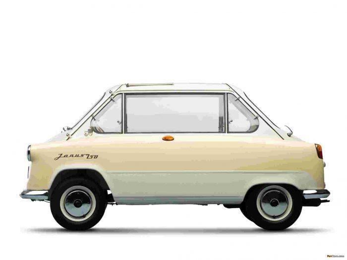 Zündapp Janus 1957–58