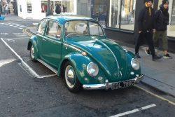 Faithfully and beautifully restored 1966 Beetle