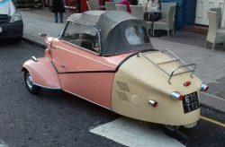 1963 Messerschmitt KR200 Kabrio