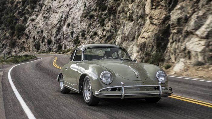 Emory Motorsports 1958 Porsche 356A