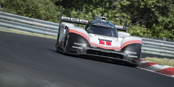 June 2018 Porsche 919 Sets Nurburgring Record – All-Time Fastest Nordschleife Lap Time