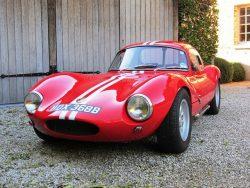 1960's Ginetta G4R