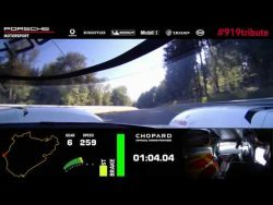 June 2018. The 919 Tribute Tour: On-board record lap, Nordschleife. – YouTube