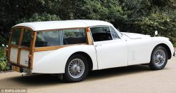 1970's Jaguar XK150 shooting brake