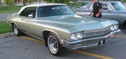 1972 Buick Centurian