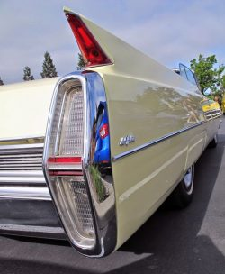 1964 Cadillac de Ville Convertible.