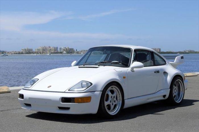 Gemballa Porsche 964 Slantnose- What do you think of it?