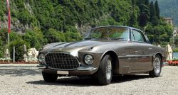 1953 Ferrari 250 Europa Coupe by Vignale – photo by Bonhams