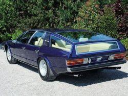 Lamborghini Faena (Frua), 1978