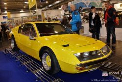 1971 Renault Alpine  A310 Injection @ 2017 Techno Classica Essen Part 1 (Polleke)