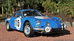 Renault Alpine A110 ('71 Gordini spec) | Paddock 42